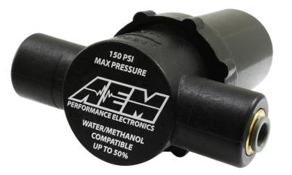 AEM Water / Methanol Inline Injection Filter