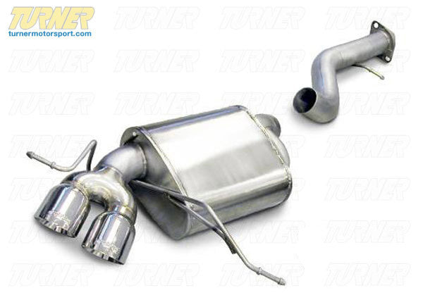 E82 135i Turner/Corsa Sport Exhaust System