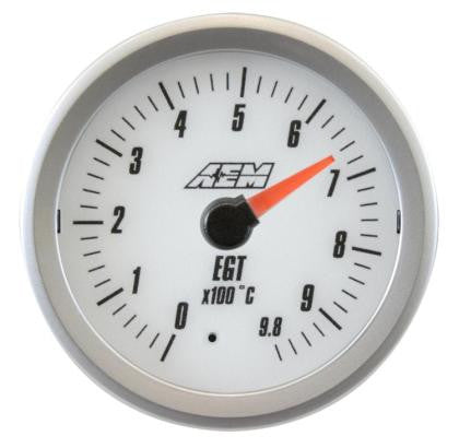 AEM Analog 0-980C EGT Gauge (Metric)