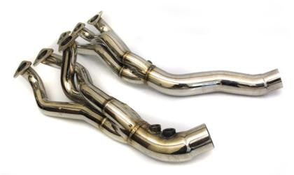 AP 05+ BMW E60 M5 E63 M6 High Flow Cat Headers
