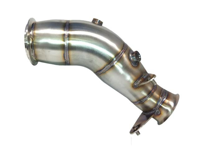 "Evolution Racewerks Competition Series 4"" Catless Downpipe (F30/F32/F33/F20/F21 N55)"
