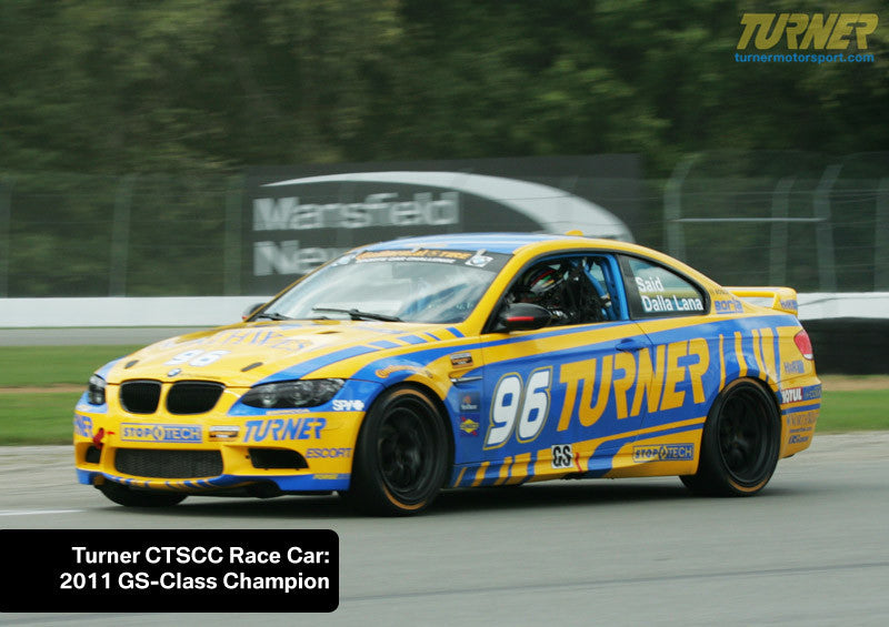 Turner Stage 2 Race Software for E9X M3
