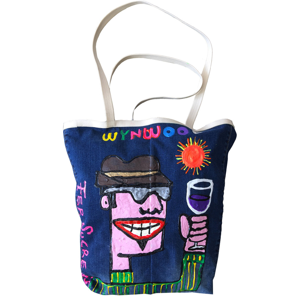 Wynwood Pop Bags by Fer Sucre in collaboration with Yaroslava Alonso