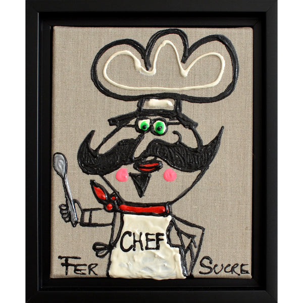Chef . Fer Sucre