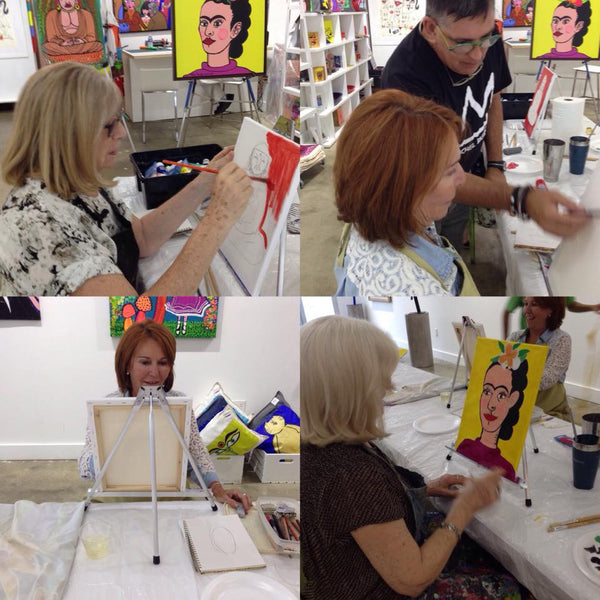Creating with Fer Sucre 11/25/15