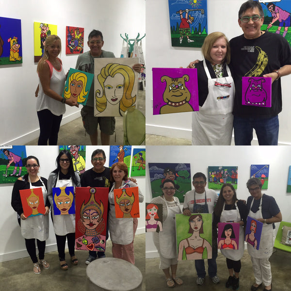 Creating with Fer Sucre 5/18/16