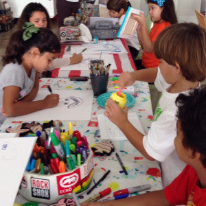 POP KIDS SUMMER CAMP JULY 2018