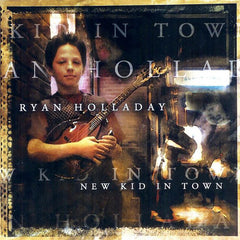 Ryan Holladay: New Kid in Town