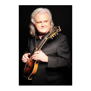 "Ricky Skaggs ""Mandolin"" 8x10 Color Photograph"