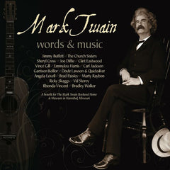 Mark Twain: Words & Music