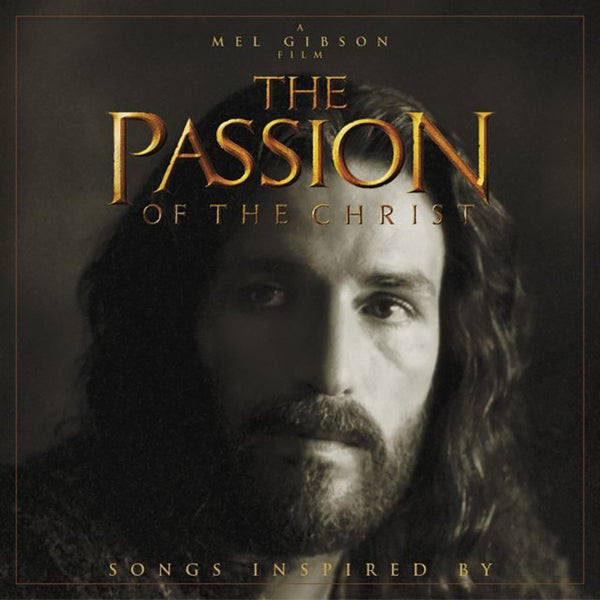 Songs Inspired by the Passion of the Christ CD