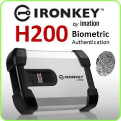 IRONKEY™ H200 EXTERNAL BIOMETRIC