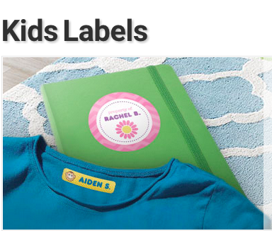 Labeling & Stickers