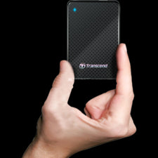 Transcend 128GB External SSD USB3.0 MLC