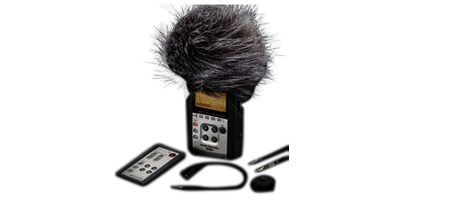 The Zoom H2n Handy Recorder
