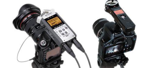 Ultra Compact Zoom H1 Handy Recorder
