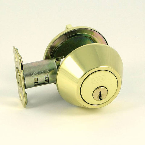 BP10603 - Better Home Products Single Cylinder Deadbolt