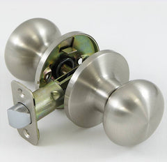 BP52115 - Better Home Products Mushroom Passage Set Door Knob