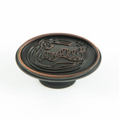 CL81097-OB-FLA   Florida Cabinet Knob in Oil Rubbed Bronze Finish