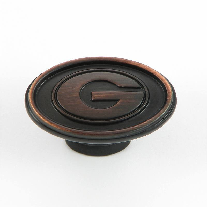 CL81097-OB-GEO   Georgia Cabinet Knob in Oil Rubbed Bronze Finish