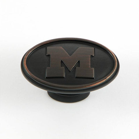 CL81097-OB-MICH   Michigan Cabinet Knob in Oil Rubbed Bronze Finish