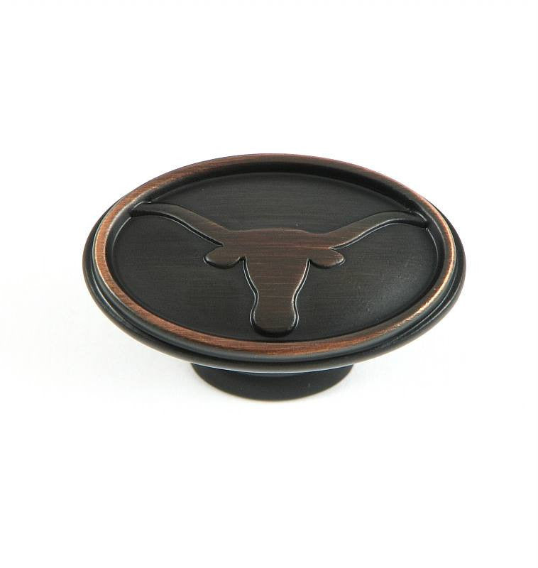 CL81097-OB-TEX   Texas Cabinet Knob in Oil Rubbed Bronze Finish