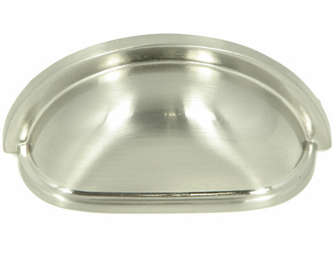 CP1499-SN   Satin Nickel Cup Pull