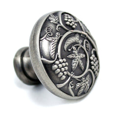 CP3079-WEN Weathered Nickel Vineyard Cabinet Knob