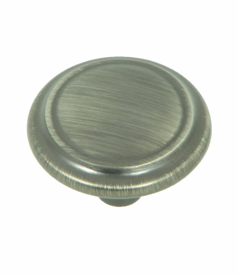 CP46434-WEN   Weathered Nickel Sidney Cabinet Knob