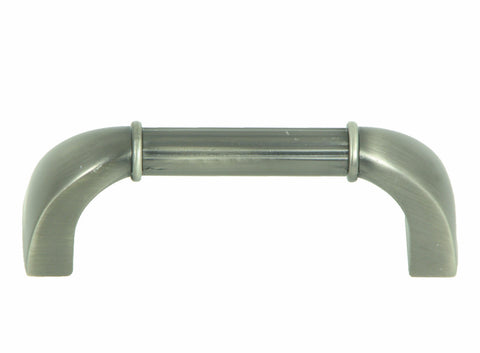 CP5220-WEN   Weathered Nickel Athens Cabinet Pull