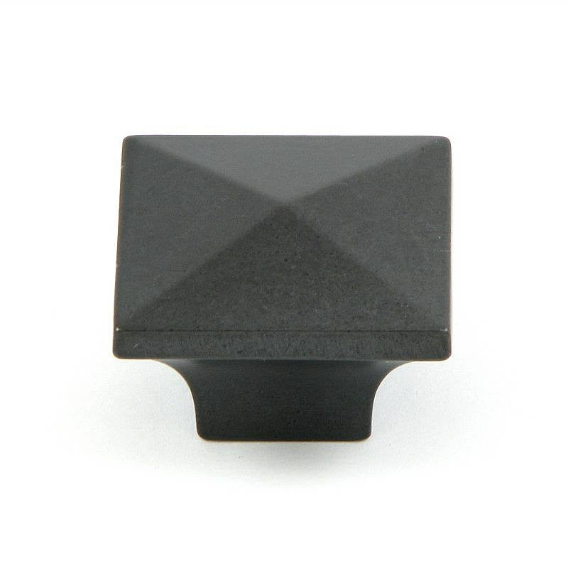 CP53082-BA   Antique Black Cairo Cabinet Knob