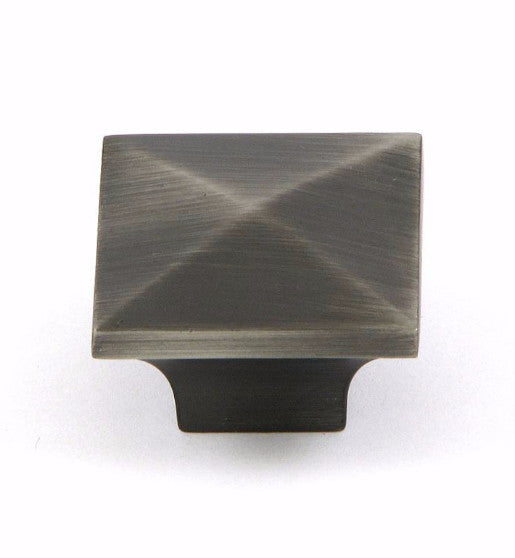 CP53082-WEN   Weathered Nickel Cairo Cabinet Knob