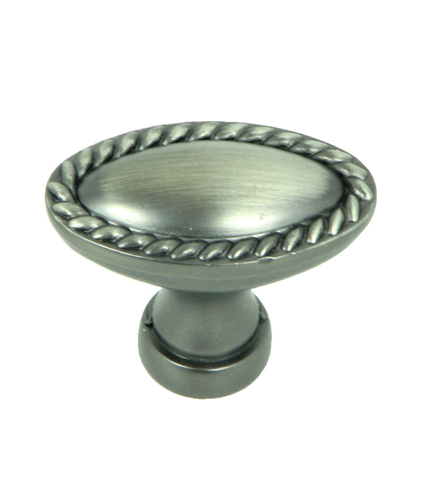 CP80104-WEN   Weathered Nickel Austin Cabinet Knob