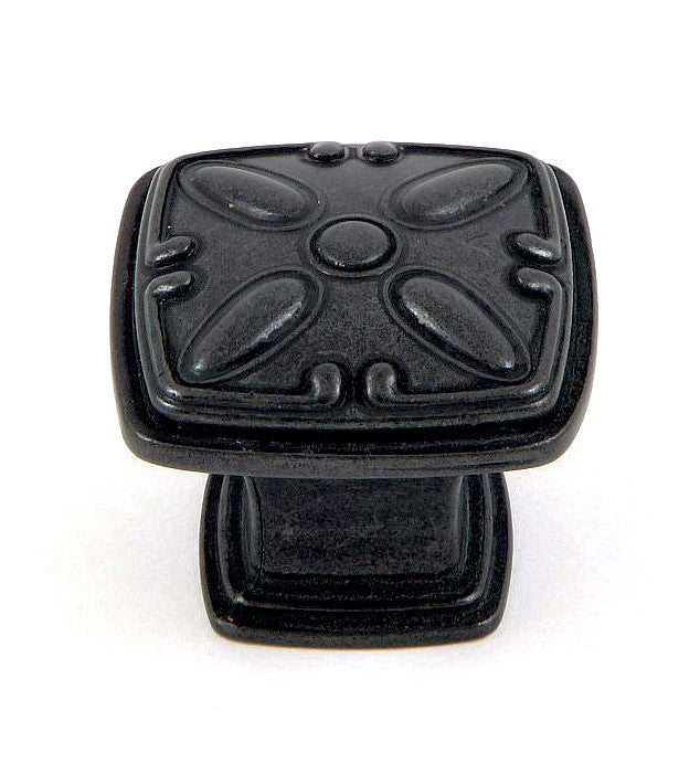CP81093-BA   Antique Black Edinborough Cabinet Knob