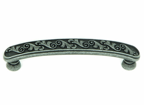 CP81098-SI   Swedish Iron Oakley Cabinet Pull