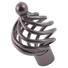 CP81494-OB   Oil Rubbed Bronze Coventry Cabinet Knob