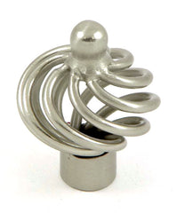 CP81494-SN   Satin Nickel Coventry Cabinet Knob