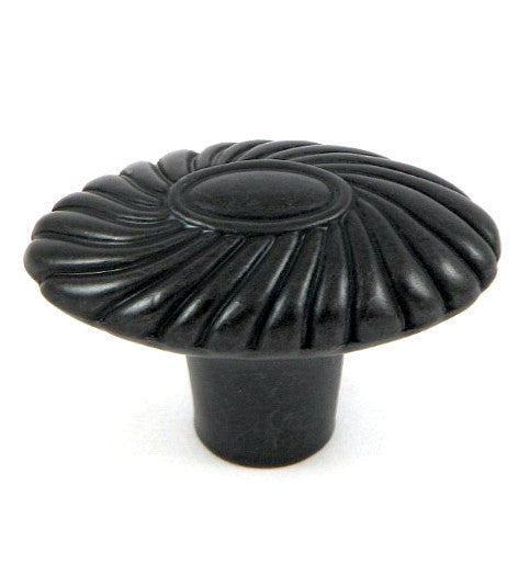 CP88761-BA   Antique Black Sienna Cabinet Knob