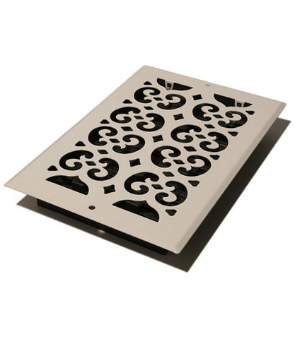 "DGS610W - Decor Grates Wall/Ceiling 6""x10"" Wall/Ceiling Register"