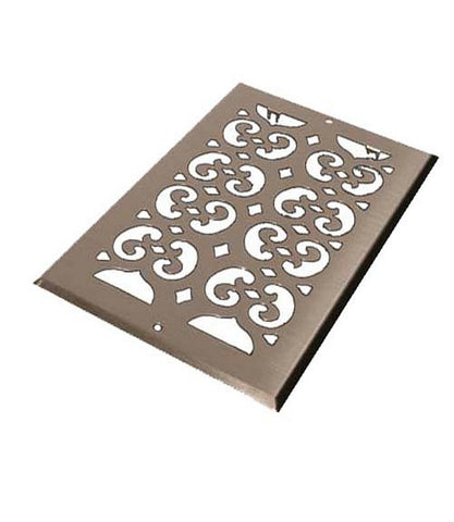 "DGSP610R - Decor Grates 6""x10"" Wall/Ceiling Register"