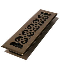 "DGSPH412 - Decor Grates 4""x12"" Register Floor Register"