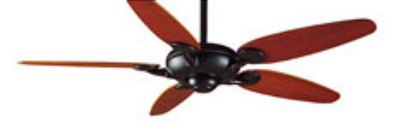 "HF28449 - 54"" Hunter Alchemy Bronze Ceiling Fan -28449"