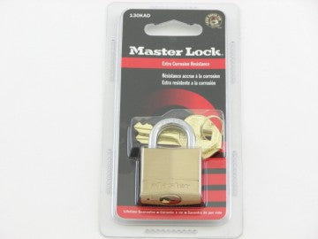ML130KAD - Master Lock / Padlock No. 130 Keyed Alike