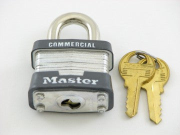 ML3KA - Master Lock / Padlock No. 3 Keyed Alike