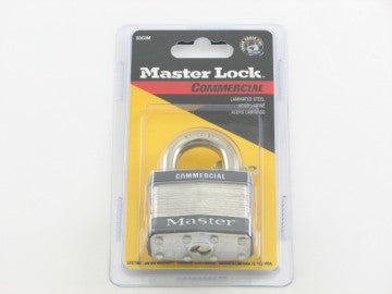 ML5DCOM - Master Lock / Padlock No. 5 Padlock Keyed Different