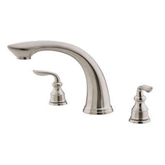 PPRT6-CBXK-HHL - Price Pfister Satin Nickel Roman Tub Trim Kit