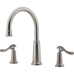 PPRT6-YP1K-HHL - Price Pfister Satin Nickel Ashfield Lavatory Faucet