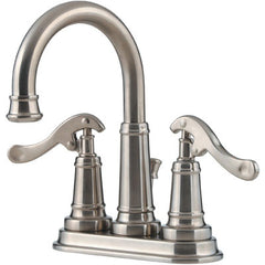 "PPT43 - Price Pfister Satin Nickel 4"" BathroomFaucet T43-YPOK"