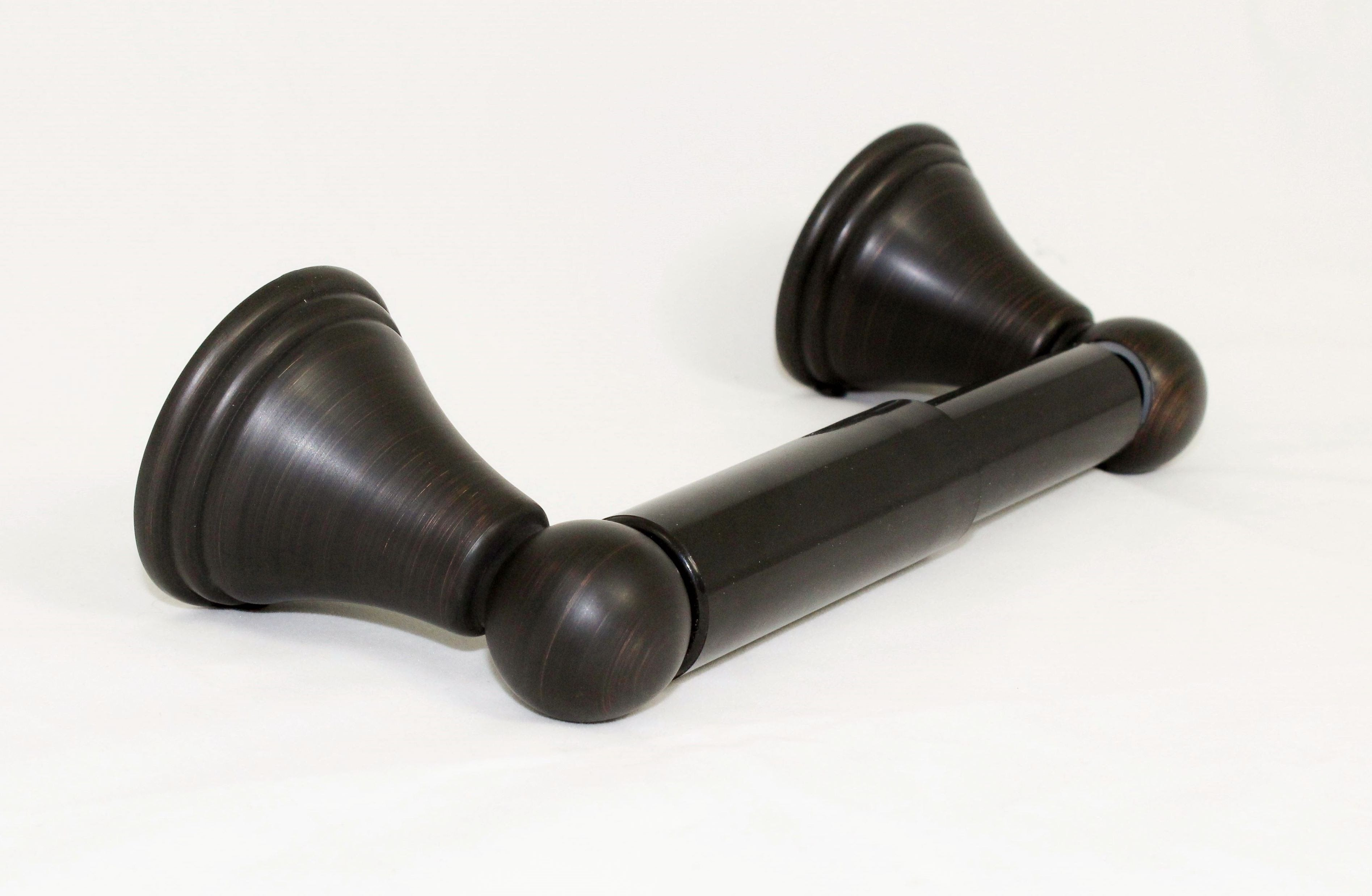 SMB15752-OB - Toilet Paper Holder, Oil Rubbed Bronze, Lancaster Collection