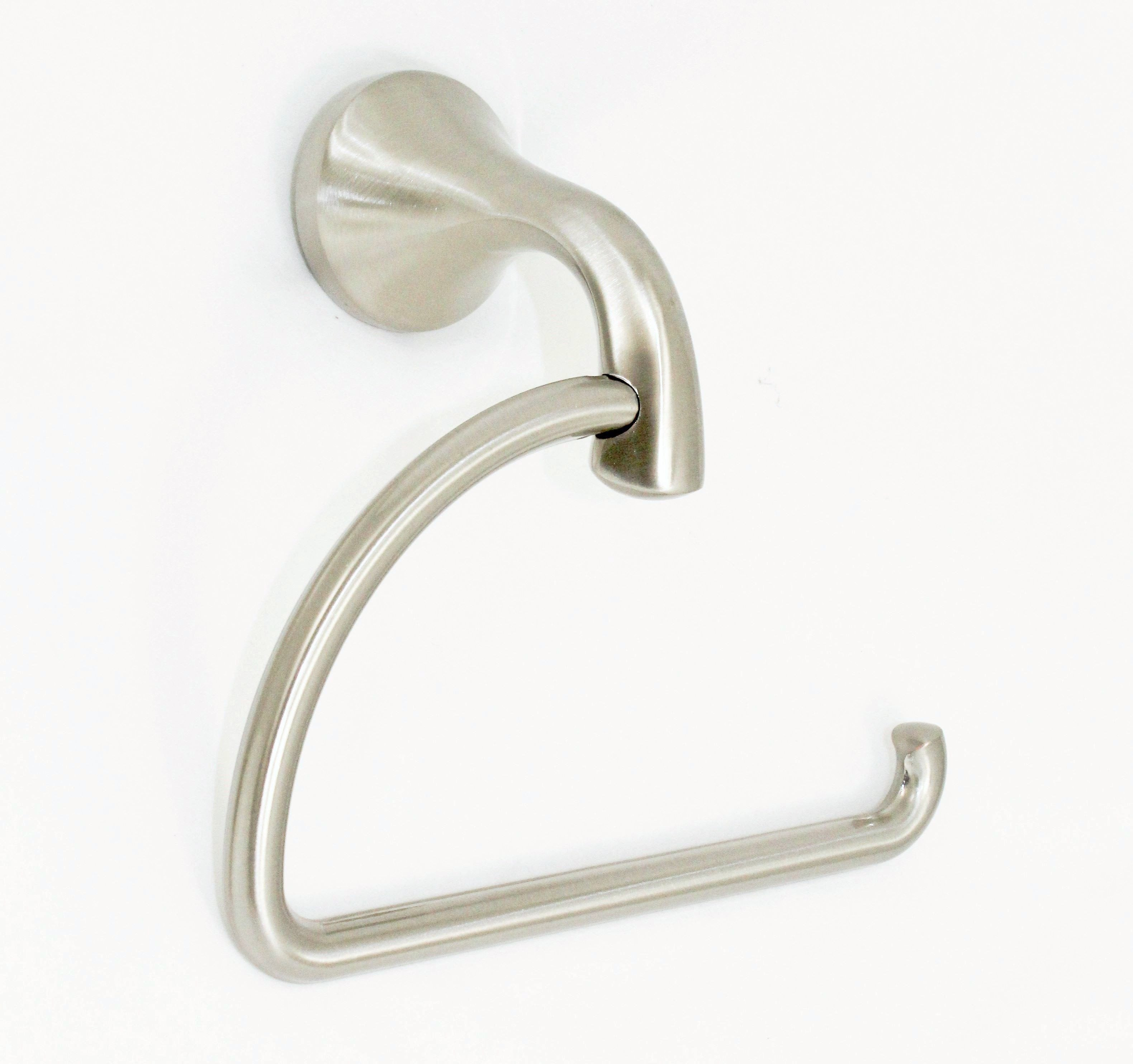 SMB7651-SN - Toilet Paper Holder in Satin Nickel, Memphis Collection